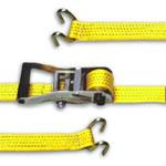 Sistemi di ancoraggio con nastro 75 mm / Norme EN 12195-2:2000