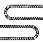 Brache di fune di acciaio anello continuo superflessibile - anima tessile