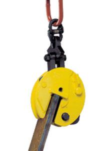 Pinze sollevalamiere verticali con snodo tipo CX con leva di sicurezza