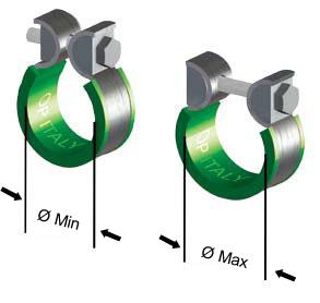 Fascette speciali per sistema - STOPFLEX ®