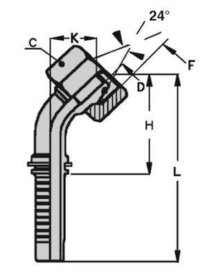 femmina-45-metrica-ogiva-24-serie-pesante-dkos-standard-dis
