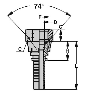 femmina-diritta-metrica-svasata-74-standard-dis