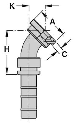 flangia-45-supercat-powertrak-dis