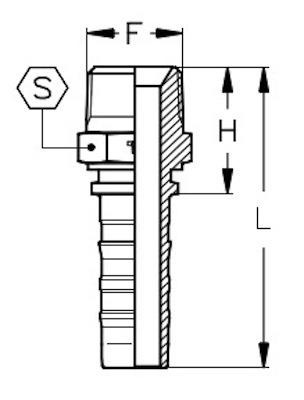 maschio-gas-conico-svasato-60-powerspeed-dis