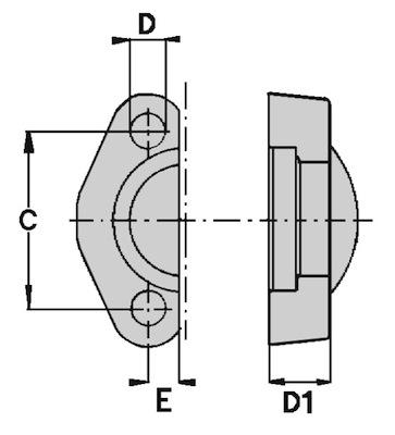 semiflange-sae-j518-6000-psi-dis