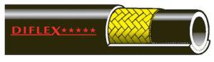 Tubi DIFLEX JET COMPAKT 1SC - Nero - 210 BAR