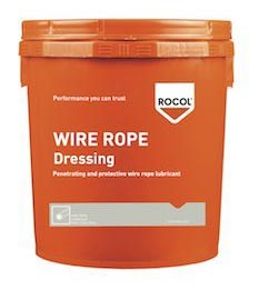 Wire rope dressing - lubrificante per funi metalliche, penetrante e protettivo