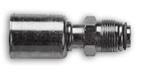 Maschio diritto girevole con O-RING viton - impianti condizionamento