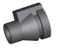 Componente in gomma per freni GBBQ216