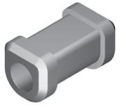 Componente in gomma per freni GBBQ234