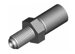 Clip montaggio standard per freni GBHFMM01