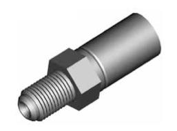Clip montaggio standard per freni GBHFMM03