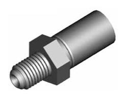 Clip montaggio standard per freni GBHFMM04