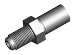 Clip montaggio standard per freni GBHFMM05