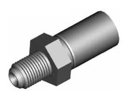 Clip montaggio standard per freni GBHFMM06
