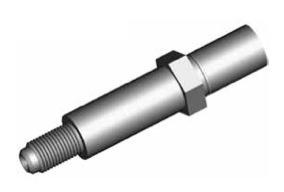 Clip montaggio standard per freni GBHFMM08