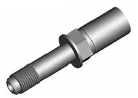 Clip montaggio standard per freni GBHFMM22