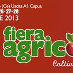 FIERA AGRICOLA - Pastorano - 24/28 aprile 2013