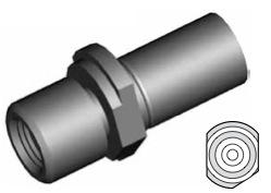 Clip di montaggio (sede invertita) per freni GBHFMF333