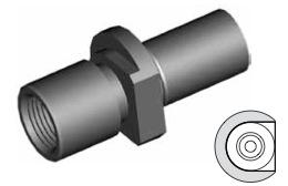 Clip di montaggio (sede invertita) per freni GBHFMF07