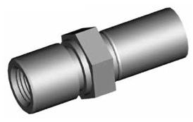 Clip di montaggio (sede invertita) per freni GBHFMF14