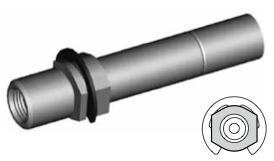Clip di montaggio (sede invertita) per freni GBHFMF15