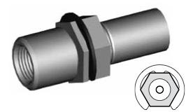 Clip di montaggio (sede invertita) per freni GBHFMF19