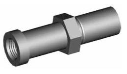 Clip di montaggio (sede invertita) per freni GBHFMF29