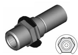 Clip di montaggio (sede invertita) per freni GBHFMF307
