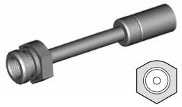 Clip di montaggio (sede invertita) per freni GBHFMF308