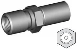 Clip di montaggio (sede invertita) per freni GBHFMF31