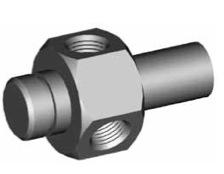 Clip di montaggio (sede invertita) per freni GBHFMF37