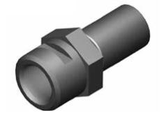 Clip di montaggio (sede invertita) per freni GBHFMF91