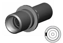 Clip di montaggio (sede invertita) per freni GBHFMF92