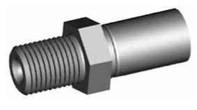 Clip montaggio standard per freni GBHFIM08
