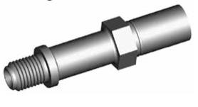 Clip montaggio standard per freni GBHFIM09