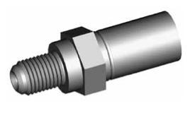Clip montaggio standard per freni GBHFIM10