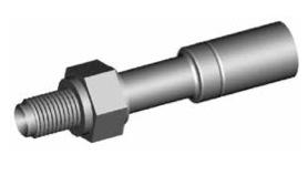 Clip montaggio standard per freni GBHFIM11