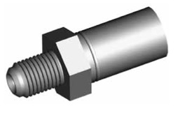 Clip montaggio standard per freni GBHFIM15