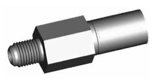 Clip montaggio standard per freni GBHFIM18