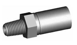 Clip montaggio standard per freni GBHFIM19