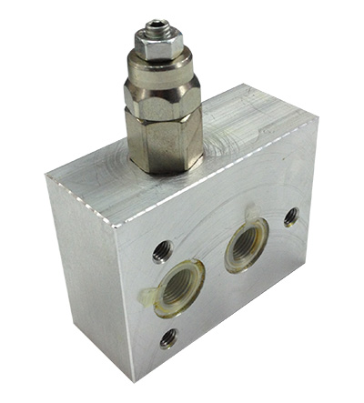 base-per-piastre-componibili-con-valvola-limitatrice-di-pressione-cetop-3-img1