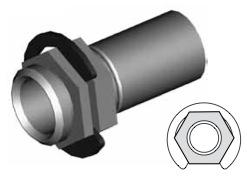Clip montaggio standard per freni  - GBHFC02
