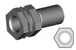 Clip montaggio standard per freni  - GBHFC11