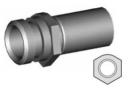 Clip montaggio standard per freni  - GBHFC12