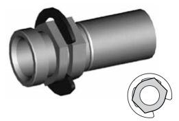 Clip montaggio standard per freni  - GBHFC17