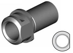 Clip montaggio standard per freni  - GBHFC301