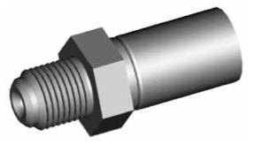 Clip montaggio standard per freni GBHFIM03