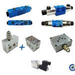 Difast aggiunge al catalogo le Elettrovalvole CETOP per impianti idraulici