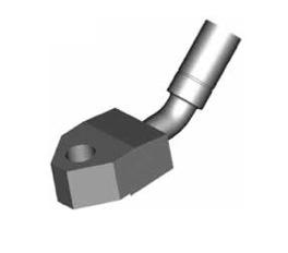 Raccordi ad occhio 10mm per freni  - GBHFB11